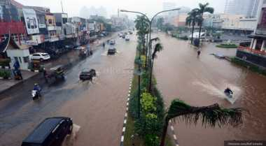 Sodetan Ciliwung Selesai, Banjir Jakarta Berkurang pada Oktober