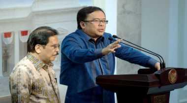 Diisukan Di-reshuffle, Menkeu Bambang: Terserah!