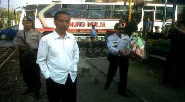Jokowi Blakblakan Soal Badannya yang Kurus