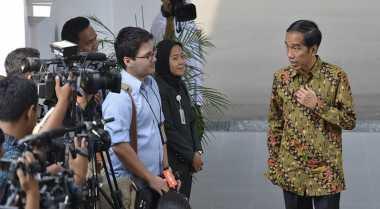 Jokowi: Oh Cilok, Saya Kira Jengkol!
