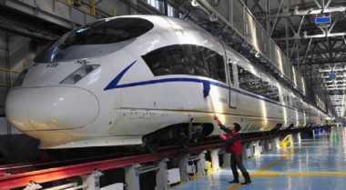 Jokowi Harap Shinkansen Dibangun Tahun Ini