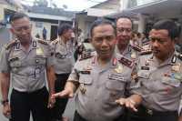 Jelang Eksekusi Mati, Kapolda Jateng Sambangi Lapas Nusakambangan