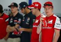 Karier Raikkonen Terancam di Ferrari