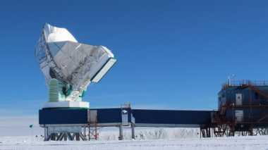Pantau Lubang Hitam, Ilmuwan Bikin Teleskop Raksasa