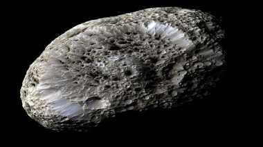 NASA Ungkap Bentuk Saturnus yang Mirip Kentang