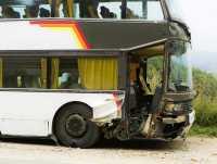 Bus Angkut 27 Siswa Muhammadiyah Masuk Jurang