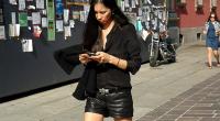 Tampil Keren dengan Leather Shorts