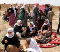ISIS Eksekusi 300 Tahanan Yazidi