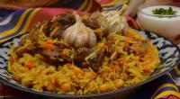 Palov Tuy Street Food Lezat dari Uzbekistan