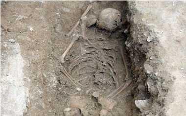 Mayat Gadis Penyihir Ditemukan Arkeolog di Italia