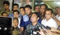 Usai Diperiksa 11 Jam, Haji Lulung: Bapakmu Ditahan!