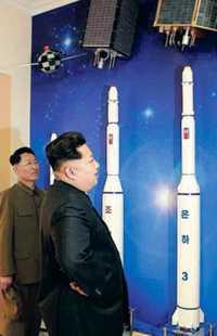 Korut Punya Pusat Peluncuran Satelit