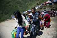 Pedagang Manusia Manfaatkan Gempa Nepal untuk Cari Mangsa