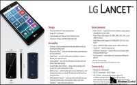'Lancet' Smartphone Pisau Bedah LG