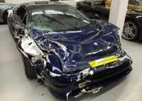 Mobil Sport Jaguar Ringsek Dijual Rp3,9 Miliar