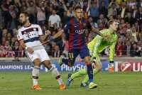 Raksasa Bavaria Remuk di Camp Nou