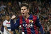 Messi Ibarat Harta Karun