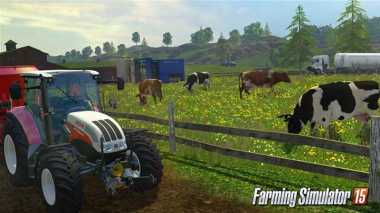 Farming Simulator 15 Dapat Dimainkan di PlayStation 4