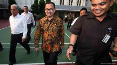 \Ada Pansel KPK, Sudirman Said Pede Investor Kembali\