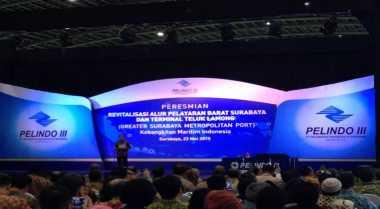 \Tekan Biaya Logistik, Jokowi Resmikan Dua Proyek Ini\