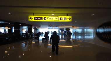 \Pesawat Turis Belum Bisa Masuk Belitung\