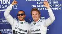 Rosberg Tak Ingin Hamilton Tinggalkan Mercedes