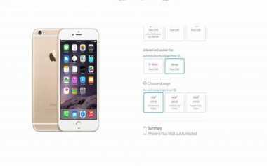 Apple Stop Produksi iPhone untuk Memori 16GB?