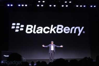 \BlackBerry Akan Lakukan PHK Massal\