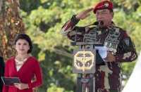 Panglima TNI: Sekarang Panggil Saya Jenderal Moeldoko Ginting