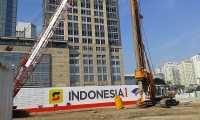 Indonesia 1, Gedung Kembar Pencakar Langit Jakarta