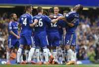 Chelsea Bungkam Sunderland di Partai Penutup