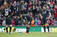 Liverpool Kalah Telak di Laga Terakhir Gerrard