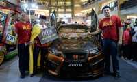 Raja Modifikasi Honda Jazz Raih Hadiah Rp50 Juta