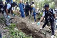 139 Pemakaman Imigran Kembali Ditemukan di Malaysia