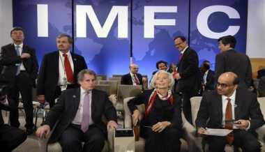 \Iuran Indonesia ke IMF Alami Penurunan\