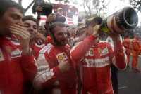 Ferrari Lebih Cerdas dari Mercedes di Monaco