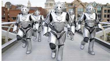 Manusia Diprediksi Jadi Cyborg dalam 200 Tahun