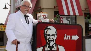 \Bos McDonalds & KFC Sukses Justru di Usia Tua\