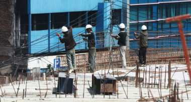\Instruksi Jokowi untuk Sukseskan Pembangunan Infrastruktur\