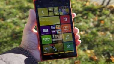 Microsoft Siapkan Windows Phone Layar 5,7 Inci