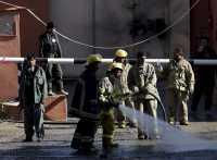 Wisma Kerabat Menlu Afghanistan diserang, Empat Orang Tewas