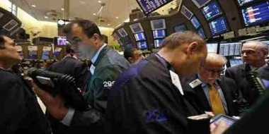 \Wall Street Terbeban Default Yunani   \