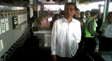 \Jokowi Pertimbangkan Tawaran Shinkansen dari Jepang\