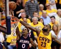 LeBron Bawa Cleveland ke Final NBA 2015