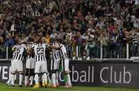 Dengan Sedikit Keberuntungan, Juventus Benamkan Barcelona