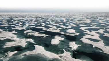 Peneliti Temukan Tujuh Jurang Mengerikan Baru di Lautan Siberia