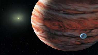 Jupiter Kandidat Terbaik Planet Hunian Setelah Bumi