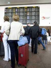 Listrik Padam, Bandara Belgia Lumpuh