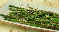 Resep Camilan Sehat, Sesame Asparagus