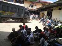 Demo Pembebasan Tapol, Puluhan Warga Papua Ditangkap